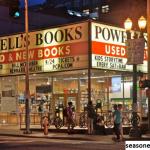 Powell's Books, Rental Online dan Pusat Toko Buku di Portland