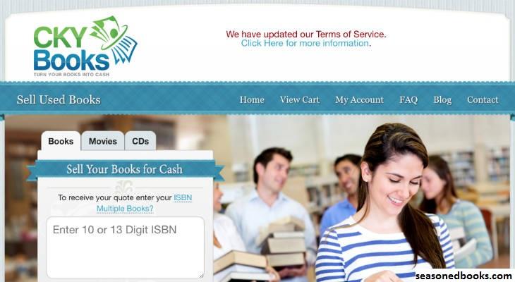 CKY Books, Website Penjualan Buku Secara Online