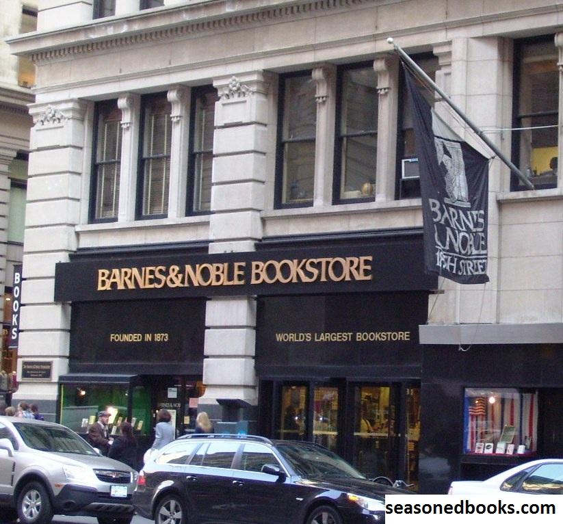 Barnes & Noble, Platform Buku Ritel Terbesar di Dunia