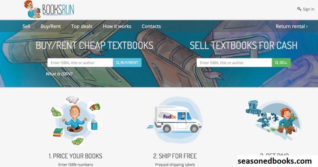 BooksRun, Platform Untuk membeli Buku Secara Online