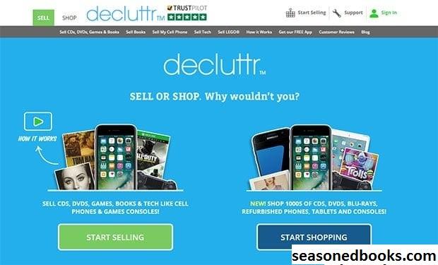 Decluttr, Situs Penjualan Buku Novel Hingga Buku Teks